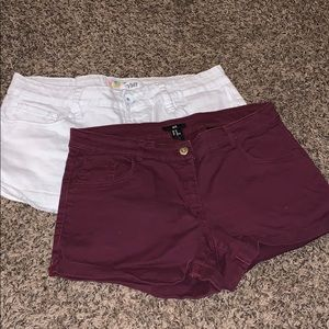 Women's Shorts (2 FOR 1)